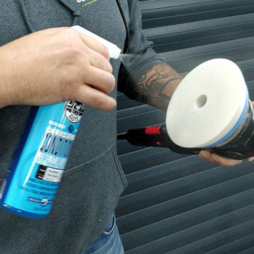 Polishing pad products