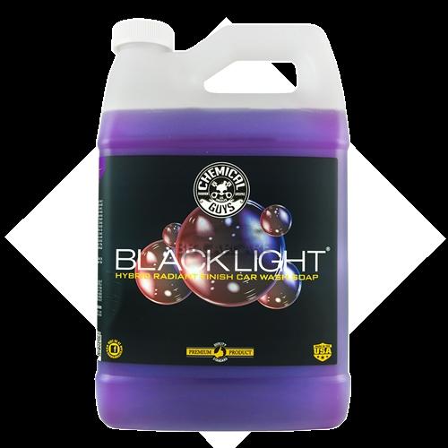 chemical guys blacklight shampoo