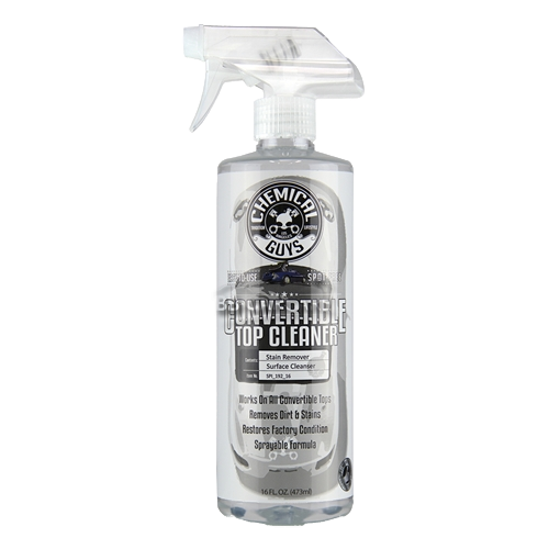 chemical guys convertible top cleaner