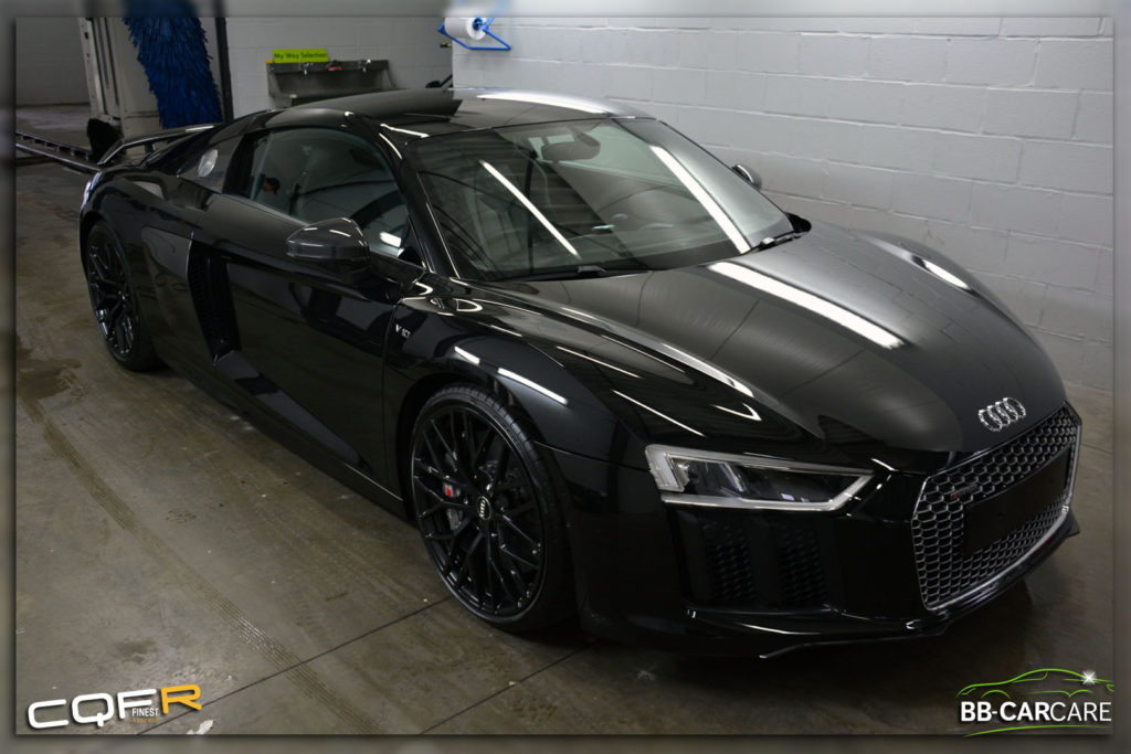 c.quartz finest lakcoating audi r8 v10