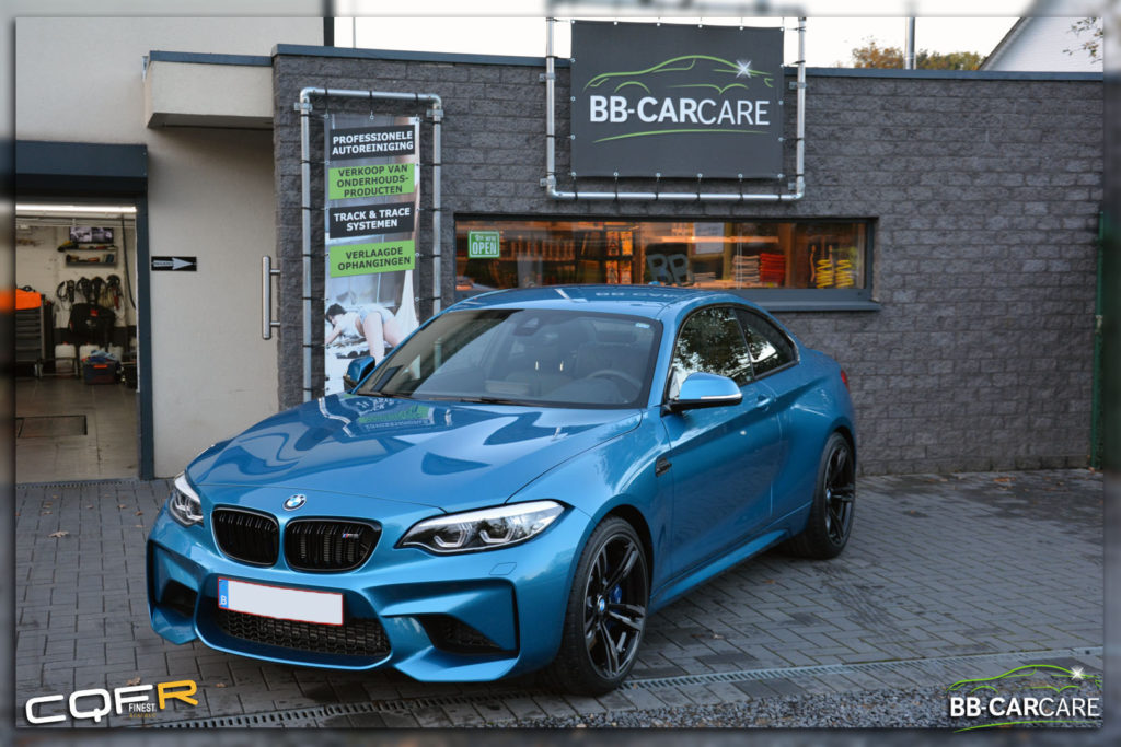 new car pakket c.quartz finest bmw m2