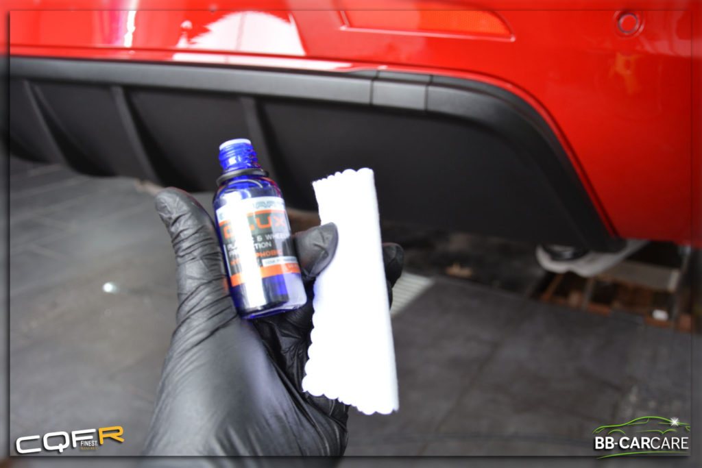 carpro dlux plastiek coating