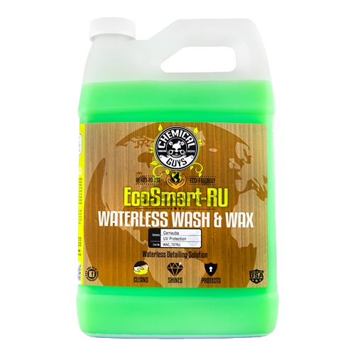 chemical guys ecosmart RU waterless wash & wax