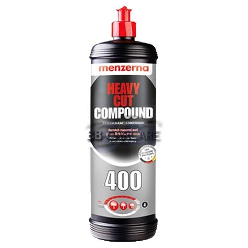 menzerna heavy cut compound HC400 1000