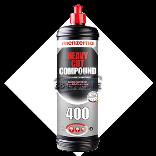 menzerna heavy cut compound HC400 1000
