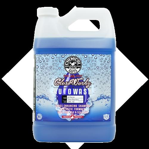 chemical guys glossworkz auto wash shampoo