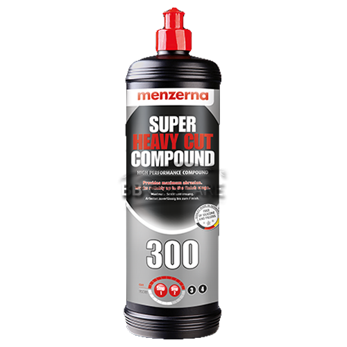 menzerna super heavy cut compound SHCC300 1000