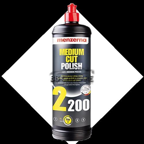 menzerna medium cut polish MC2200 1000