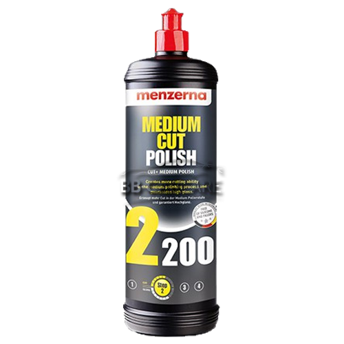 menzerna medium cut polish MC2200 1000
