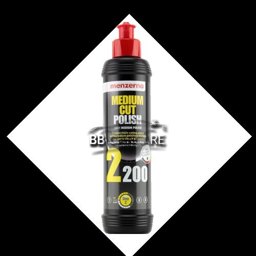 menzerna medium cut polish MC2200 250