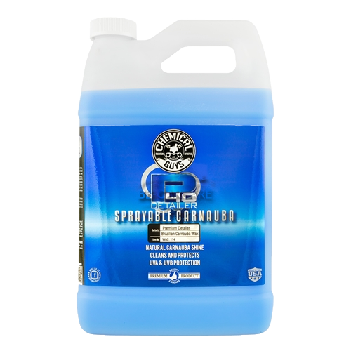 chemical guys P40 carnauba quick detailer