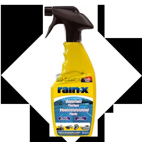Rainx vloeistofafstotend plastic