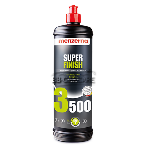 menzerna super finish SF3500 1000