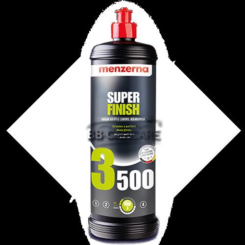 menzerna super finish SF3500 1000