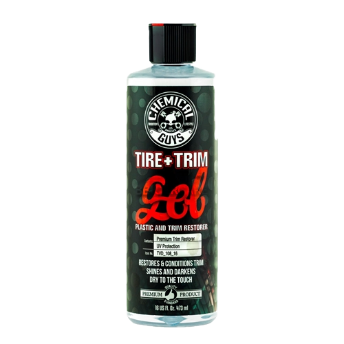 chemical guys tire & trim gel