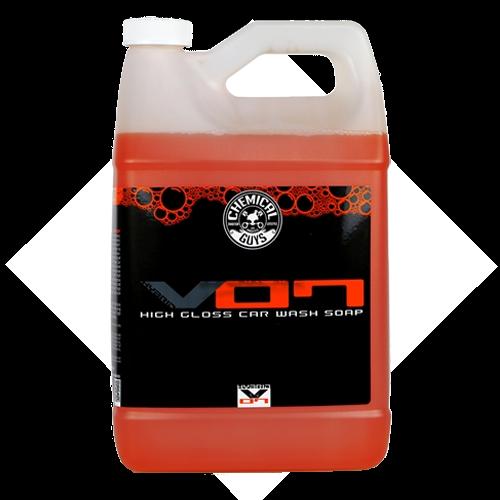 chemical guys V07 shampoo