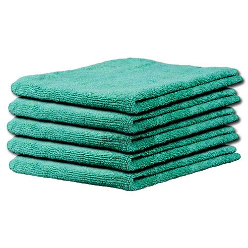 BB-microvezel groen 5-pack