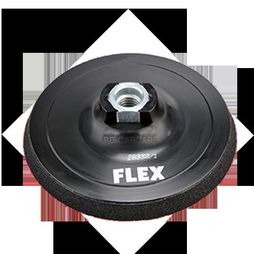 Backing plate flex 150mm
