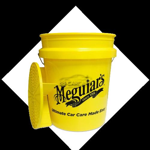 meguiar's bucket emmer