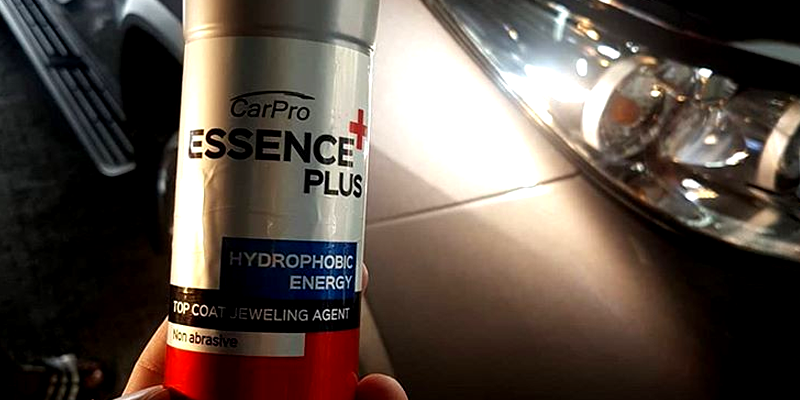 carpro essence plus top coat jeweling agent