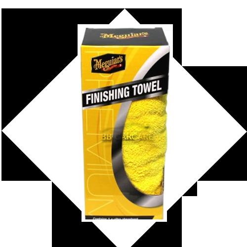 Finishing towel meguiar's