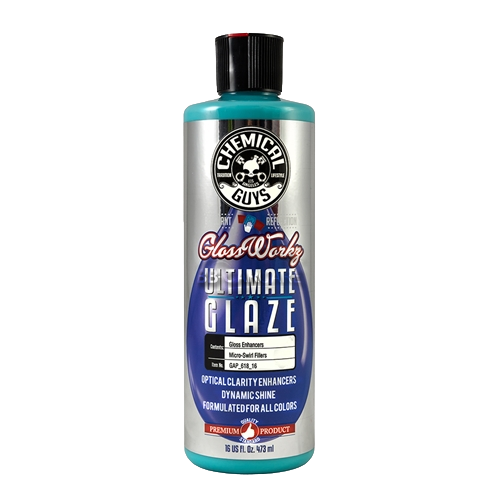 chemical guys glossworkz ultimate glaze