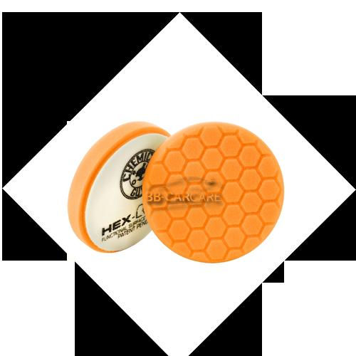 hex logic pad 4 inch oranje
