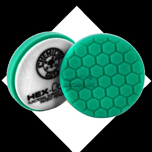 hex logic pad groen