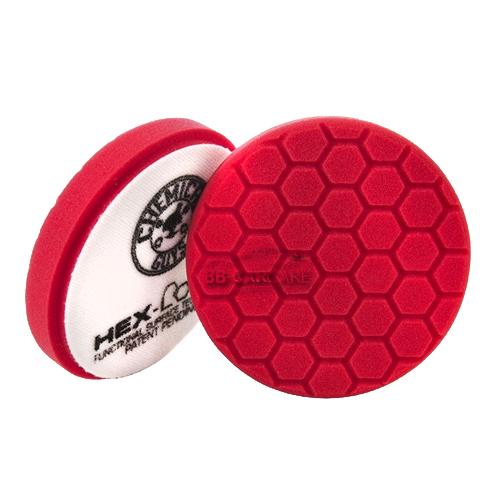 hex logic pad rood