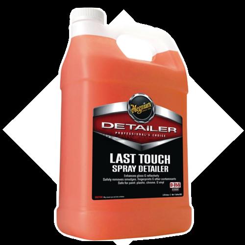 meguiar's last touch spray quick detailer