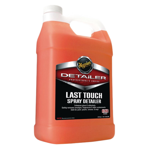 meguiar's last touch spray quick detailer