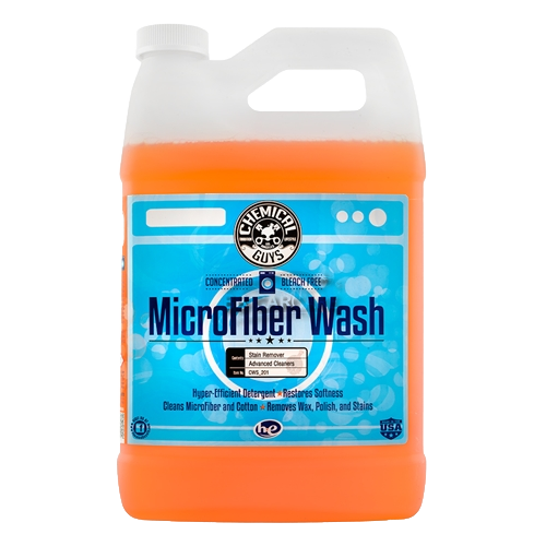 microfiber wash chemical guys gallon