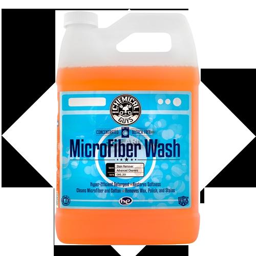 microfiber wash chemical guys gallon