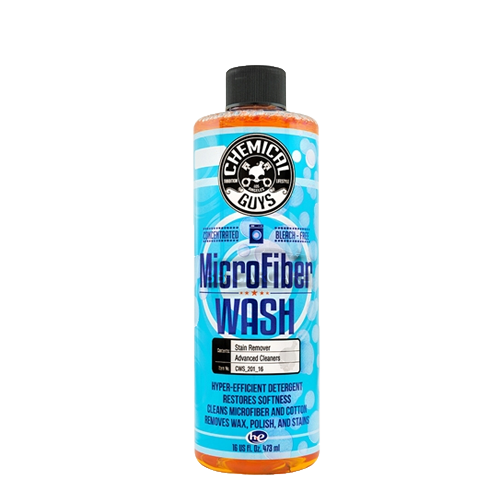 microfiber wash chemical guys