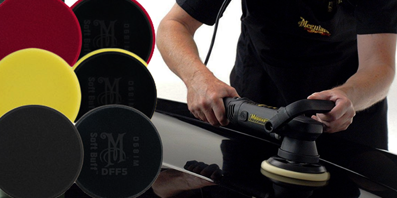 soft buff disc meguiar's