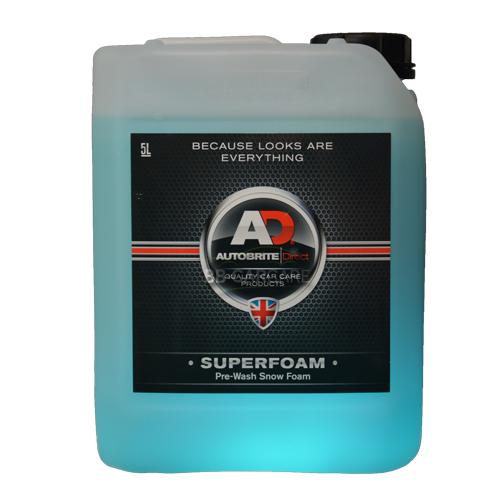 Autobrite Superfoam 5000