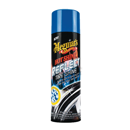 meguiar's hot shine reflect tyre shine