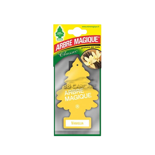 arbre magique vaniglia