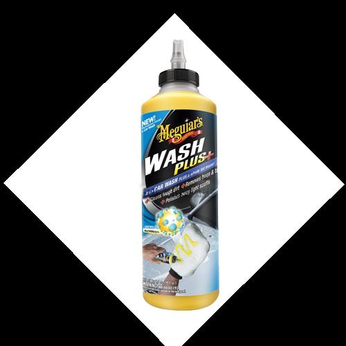 Meguiar's wash plus