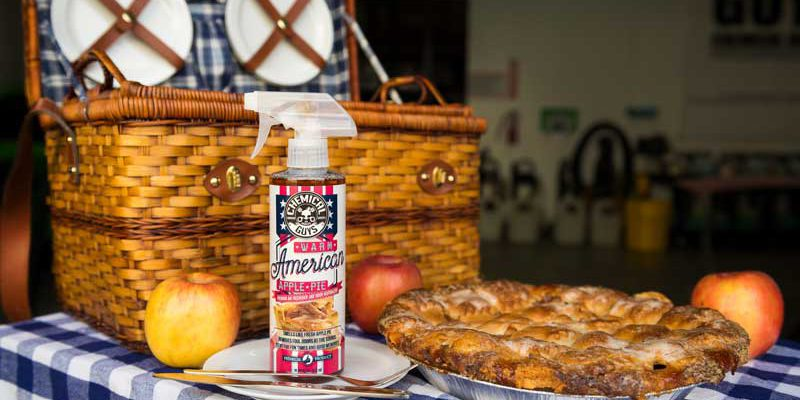 chemical guys american apple pie scent
