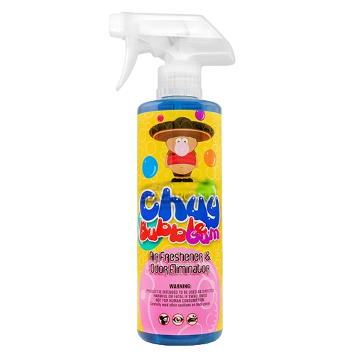 chemical guys chuy bubble gum scent