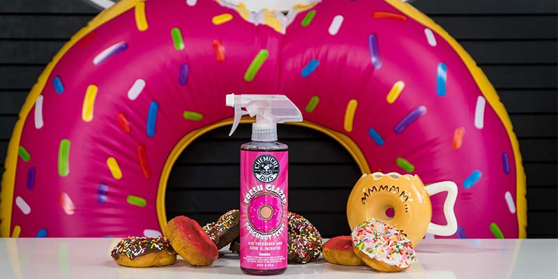 chemical guys donut scent