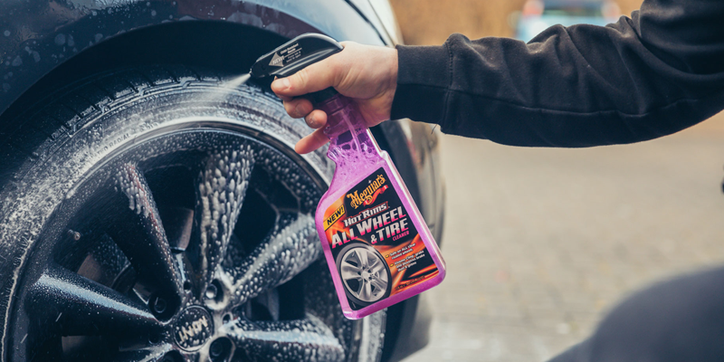 meguiar's hot rims all wheel & tire