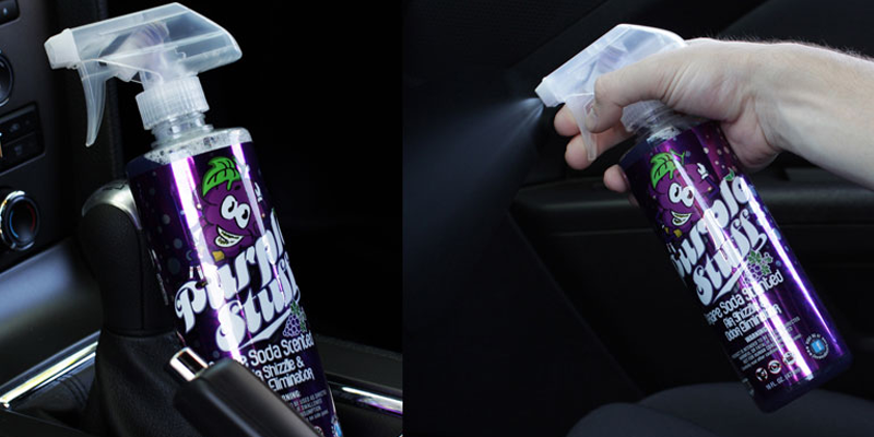 chemical guys purple stuff scent