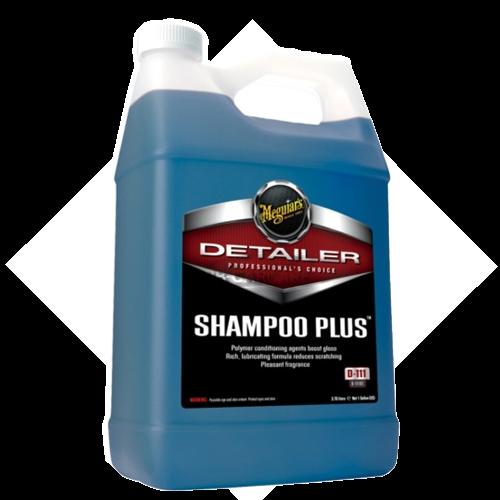 meguiar's shampoo plus detailer