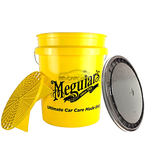 meguiar's bucket lid grit guard