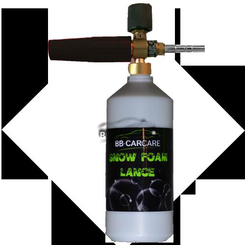 Foamgun-kranzle-quick-release