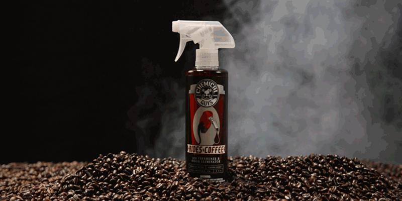 Chemical Guys koffie geur