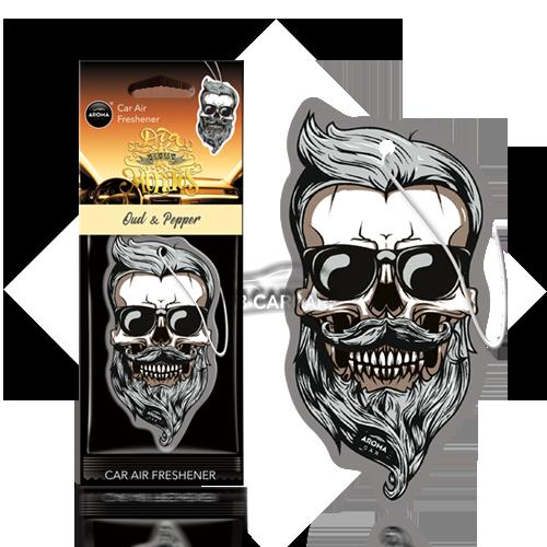 Dia-De-Los-Muertos-Air-Freshener---Oud-&-Pepper-Skull