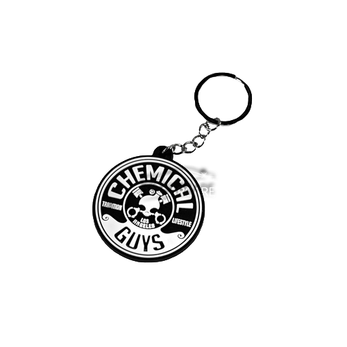 Chemical-Guys-rubber-keychain